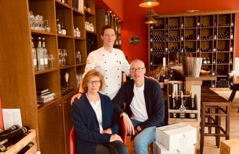 Gerlinde Lochner-Kern, Andreas Lochner, Max Stér (stehend)